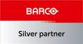 Hello | Logo Barco Silver Partner